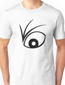 A Series of Unfortunate Events Eye Unisex T-Shirt