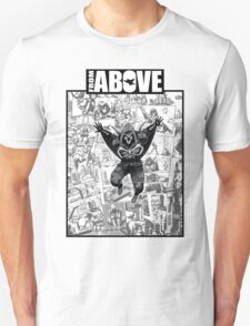 From Above Comic Book 05 T-Shirt