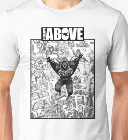 From Above Comic Book 05 Unisex T-Shirt