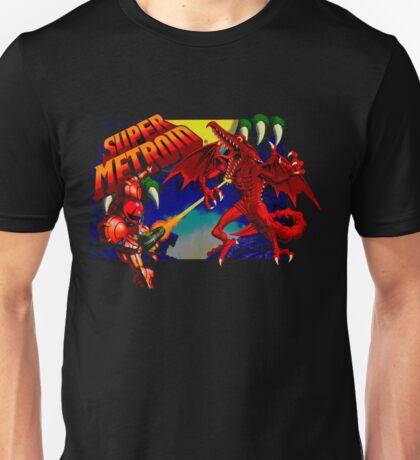 Super Metroid SNES Unisex T-Shirt
