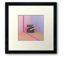 Gymnastics Framed Print