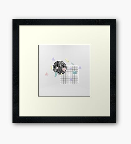 Synthesis _04 Framed Print