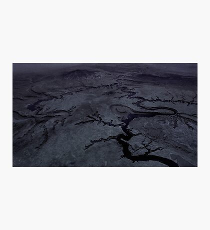 The Silent Earth Photographic Print