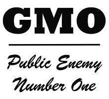 GMO public enemy number one by Artsanity