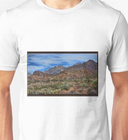 Just a Peak Unisex T-Shirt