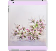Cilantro flower iPad Case/Skin