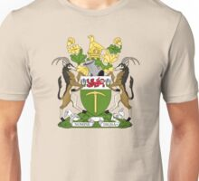 Rhodesian Coat of Arms Unisex T-Shirt