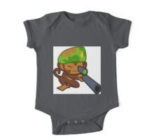 Bloons Tower Defense Sniper Monkey One Piece - Short Sleeve