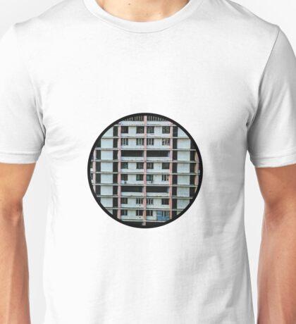 Soviet Architecture Unisex T-Shirt