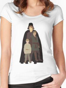 """""""Maybe Vader someday later"""" Women's Fitted Scoop T-Shirt"""