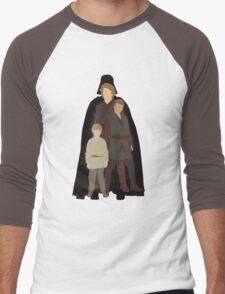 """Maybe Vader someday later"" Men's Baseball ¾ T-Shirt"