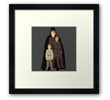 """Maybe Vader someday later"" Framed Print"