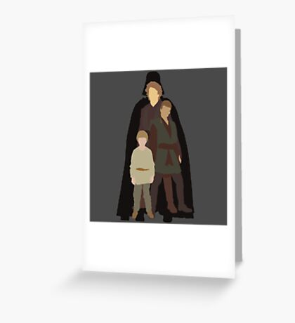 """""""Maybe Vader someday later"""" Greeting Card"""