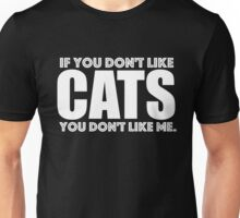 Cat Lover Unisex T-Shirt