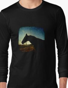 Urban Cowboy - TTV Long Sleeve T-Shirt