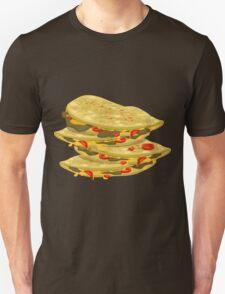 Glitch Food spicy quesadilla T-Shirt