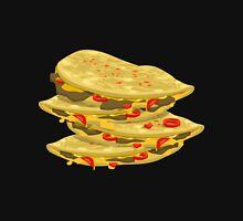 Glitch Food spicy quesadilla Unisex T-Shirt
