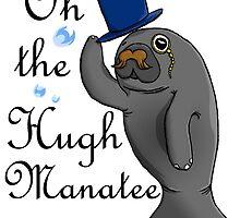 Oh the hugh manatee by superferretIX