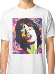 mc jagger 1 Classic T-Shirt