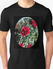 Red Cottage Pinks Unisex T-Shirt