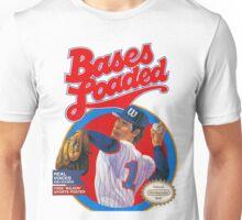 Bases Loaded - NES Box Art Unisex T-Shirt