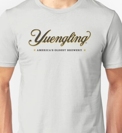 yuengling - Americas Oldest Brewery Unisex T-Shirt
