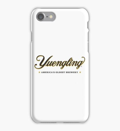 yuengling - Americas Oldest Brewery iPhone Case/Skin
