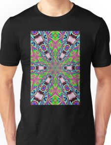 psychedelic radiance totem Unisex T-Shirt