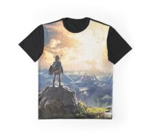 Zelda Breath of the Wild Graphic T-Shirt