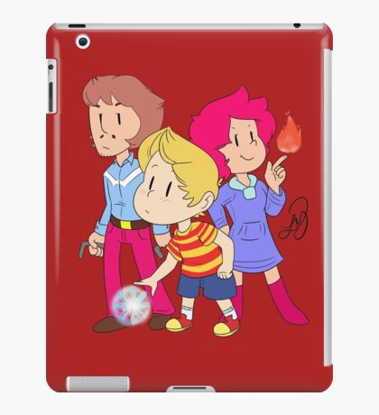 Mother 3 (w/out bg) iPad Case/Skin