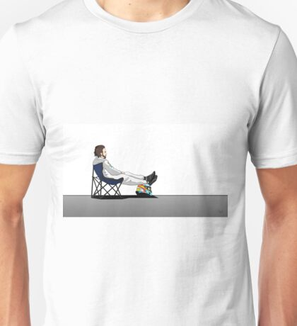Formula 1 - Fernando Alonso deckchair Unisex T-Shirt