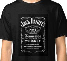 Jack Daniels Logo Merchandise Classic T-Shirt
