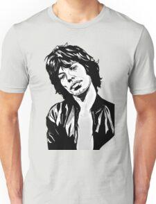 mc jagger 2 Unisex T-Shirt