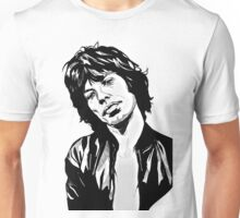 mc jagger 2 Unisex T-Shirt