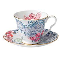 Tea Cup 1/x by bbygreentea