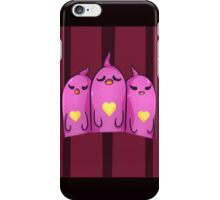 [This Time I Might Just Disappear] iPhone Case/Skin
