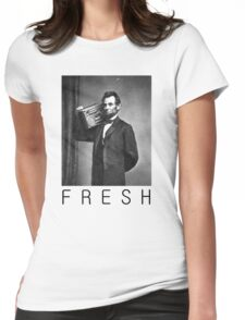 Lincoln fresh Womens Fitted T-Shirt