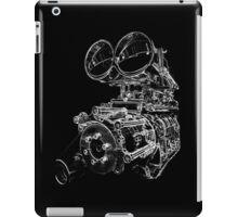 """""""Shottie"""" - Supercharged V8 Engine iPad Case/Skin"""