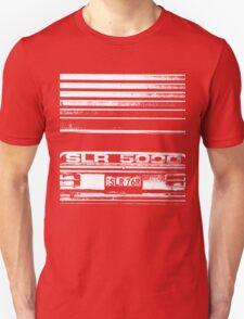 """""""Garaged"""" SLR 5000 A9X Holden Torana T-shirt Unisex T-Shirt"""