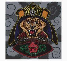 Tiger the Samurai Kids Clothes