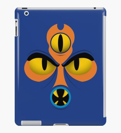 School Mascot By Day & Night iPad Case/Skin