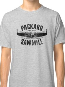 Packard Sawmill (Dark logo) Classic T-Shirt