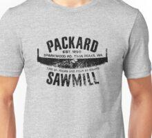 Packard Sawmill (Dark logo) Unisex T-Shirt