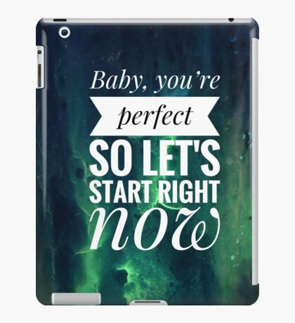 One Direction - Perfect iPad Case/Skin