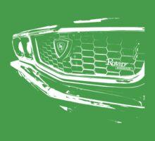 """""""Three"""" – Mazda RX3 Rotary T-Shirt Kids Tee"""
