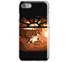 The humble fire iPhone Case/Skin
