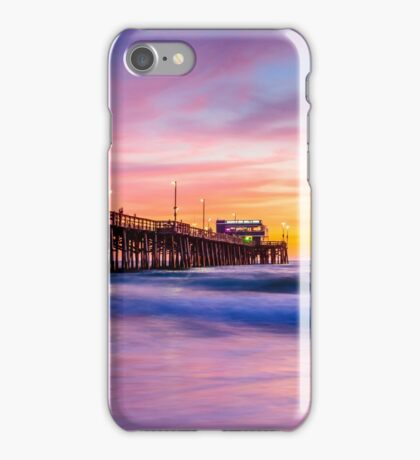 Newport Pier iPhone Case/Skin