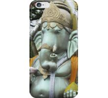Ganesh, Mauritius iPhone Case/Skin