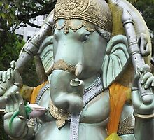 Ganesh, Mauritius by Martina Nicolls