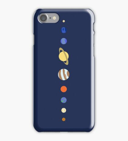 Just Planets iPhone Case/Skin